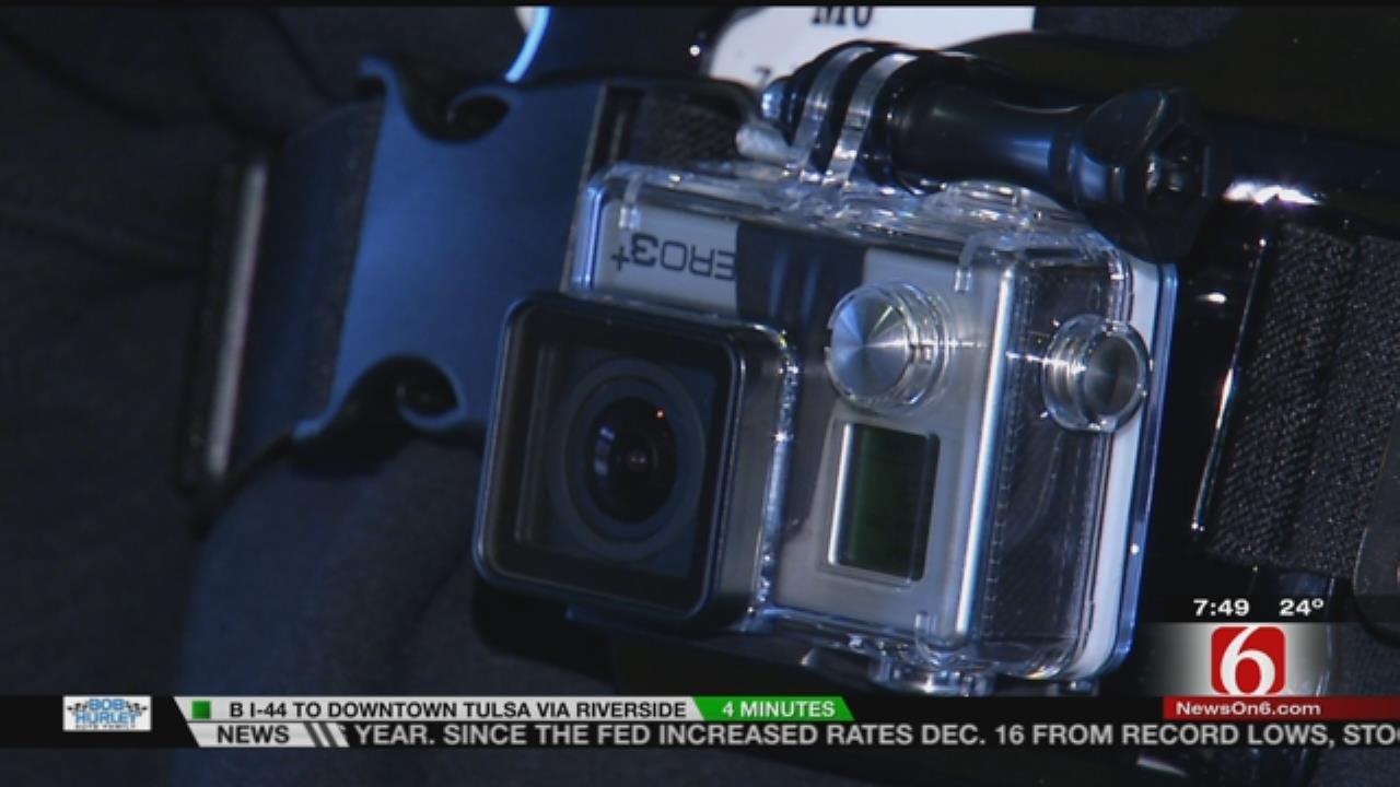 Wild Wednesday: Tulsa Zoo Using GoPro Cameras In Its Chimp Exhibit