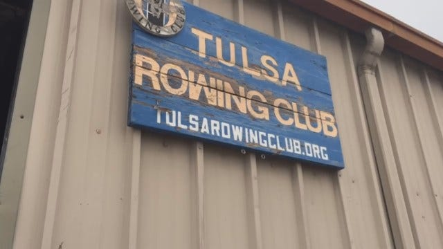 WEB EXTRA: Tony Russell Reports From Tulsa Rowing Club