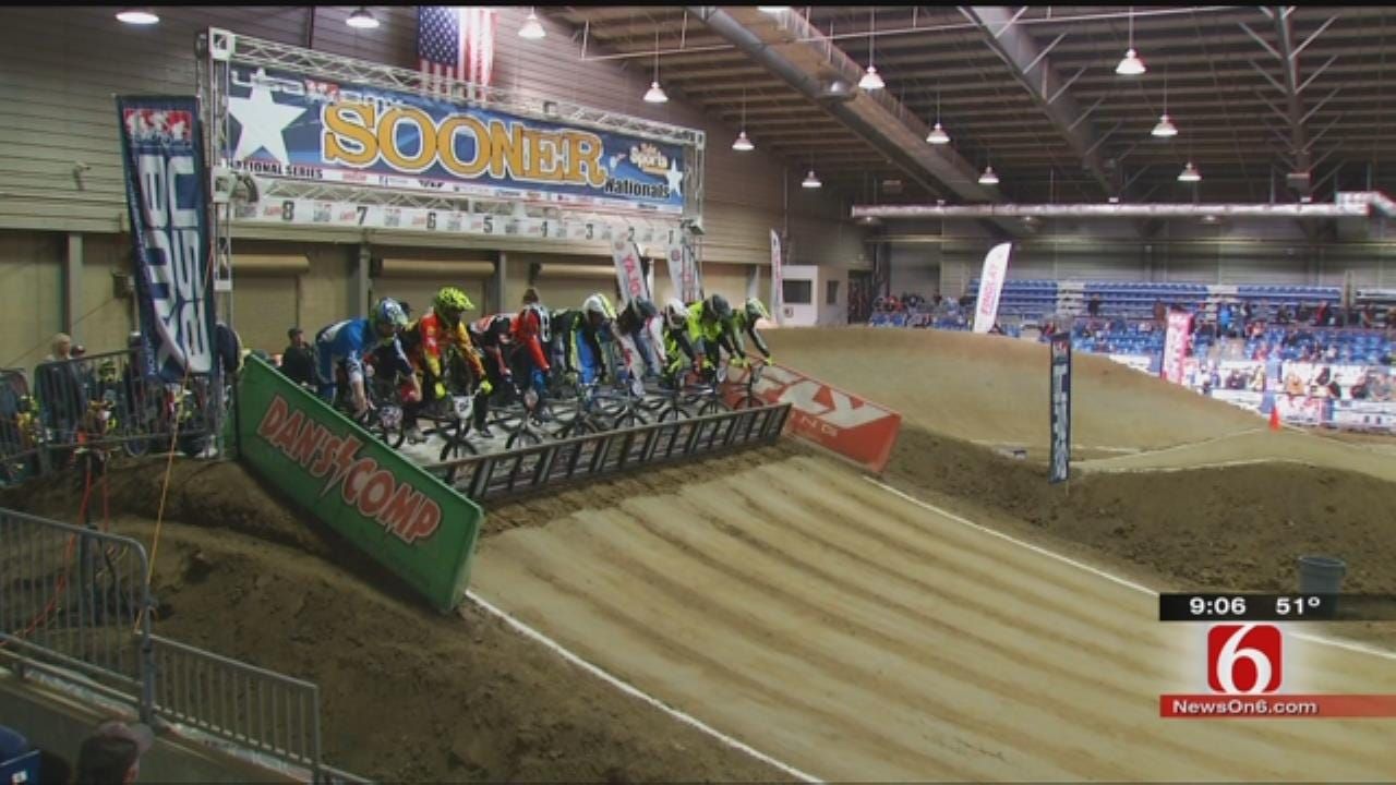 BMX Racers Hope For New Tulsa Headquarters If Vision Plan Is Approved