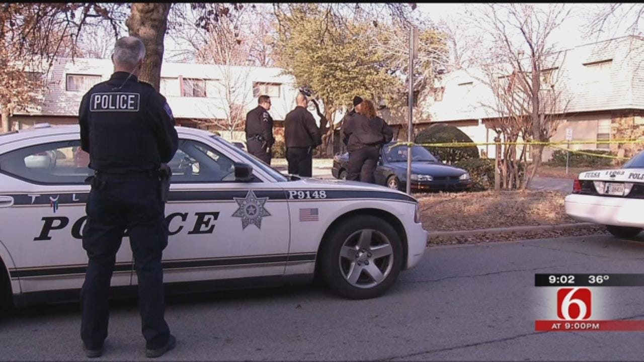 Teen Arrested After Girl Shot In Hand During Tulsa Neighborhood Fight