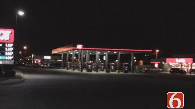 Gas Prices Fall Below $1.30 In Tulsa