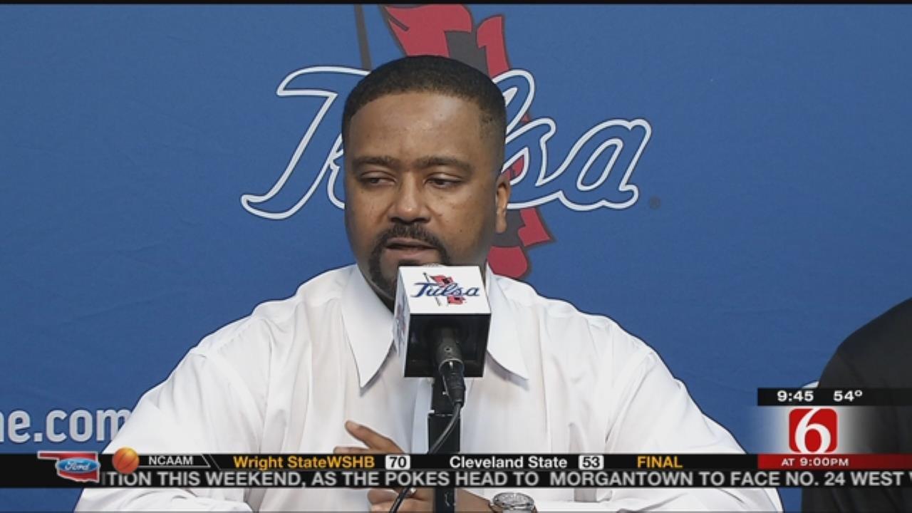 Woodard Propels Tulsa Past UConn In Comeback Win
