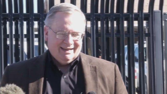 WEB EXTRA: Tulsa County Sheriff Chief Deputy John Bowman Talks With News On 6