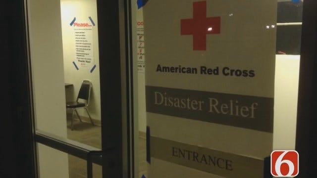 Emergency Tulsa Fire Shelter Briefly Evacuated Over Gas Smell