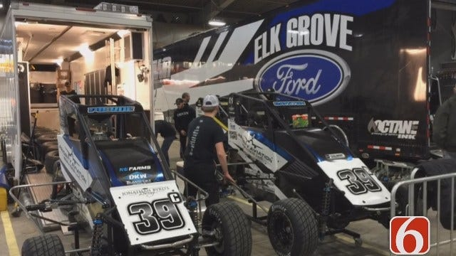 Tony Russell: Move-In Day At The Chili Bowl Nationals In Tulsa
