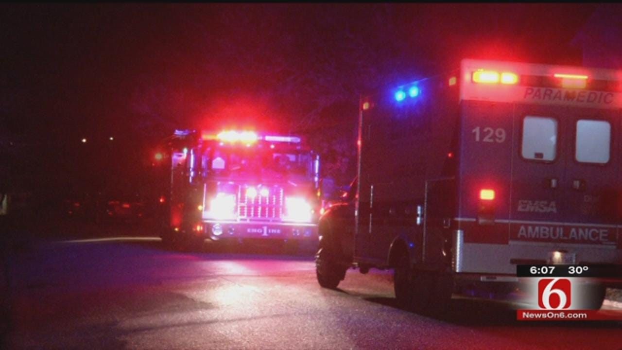 Sand Springs Police Identify Man Shot To Death