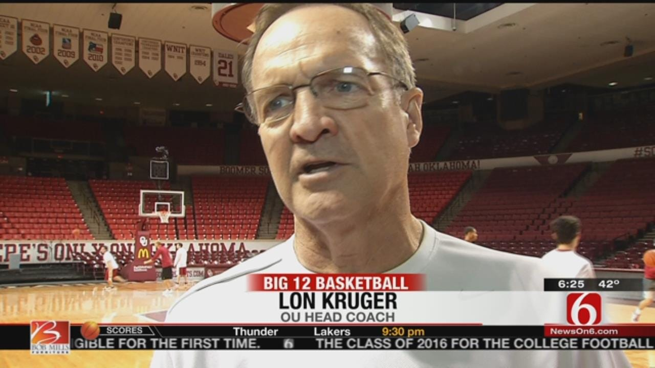 OU Prepares To Host Kansas State