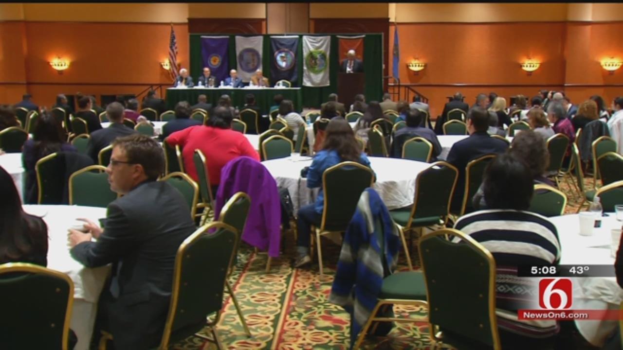 Oklahoma Tribes Get Grants For Homeless Veterans