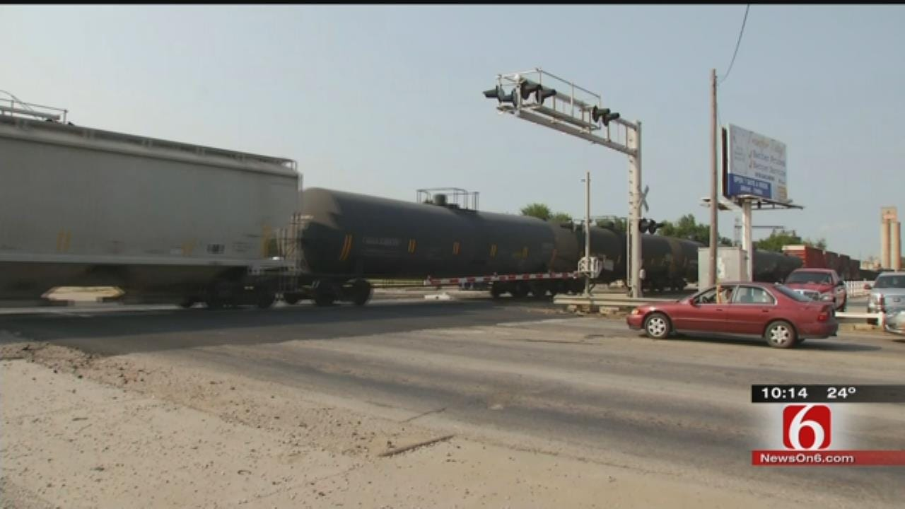 Train-Heavy Claremore Planning 'Quiet Zone' By End Of Year