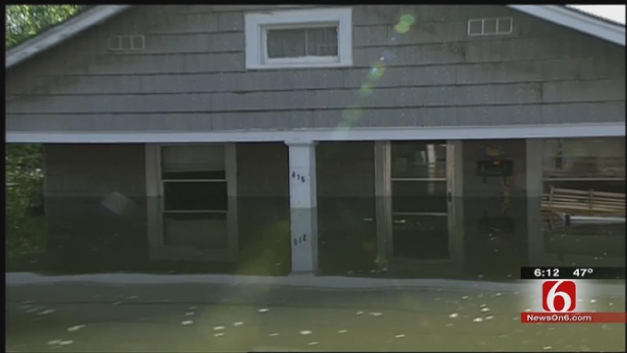 Cape Girardeau Residents Have Flooding Flashbacks