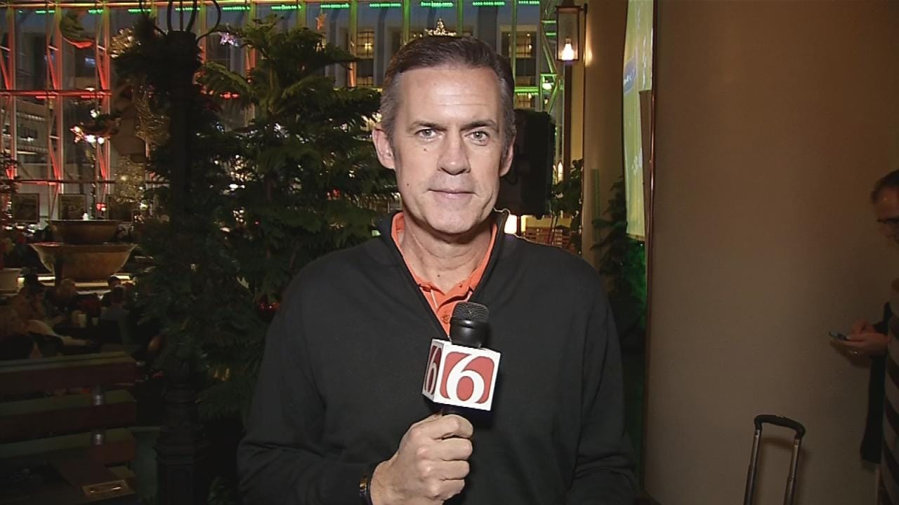 John Holcomb With Sugar Bowl Preview