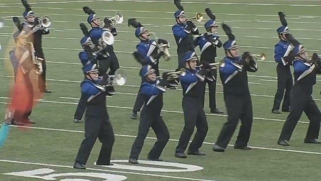 Oologah's Stallion Battalion Marching Band To Perform At Sugar Bowl