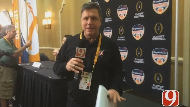 Dean Blevins: Sooner Football Update From Orange Bowl In Miami