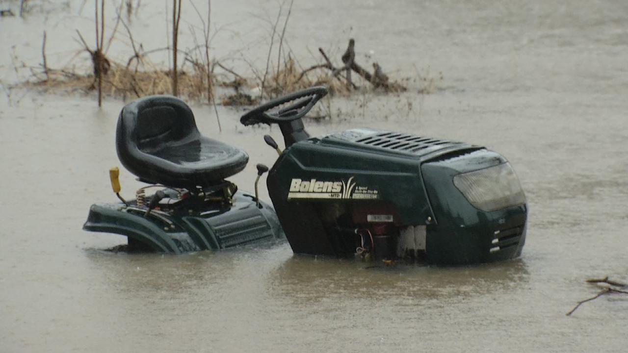 Historic Rains Continue Across Eastern Oklahoma