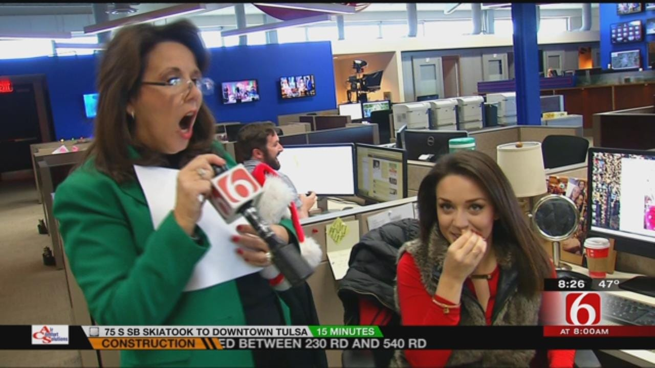 6 In The Morning's 'Night Before Christmas' Bloopers