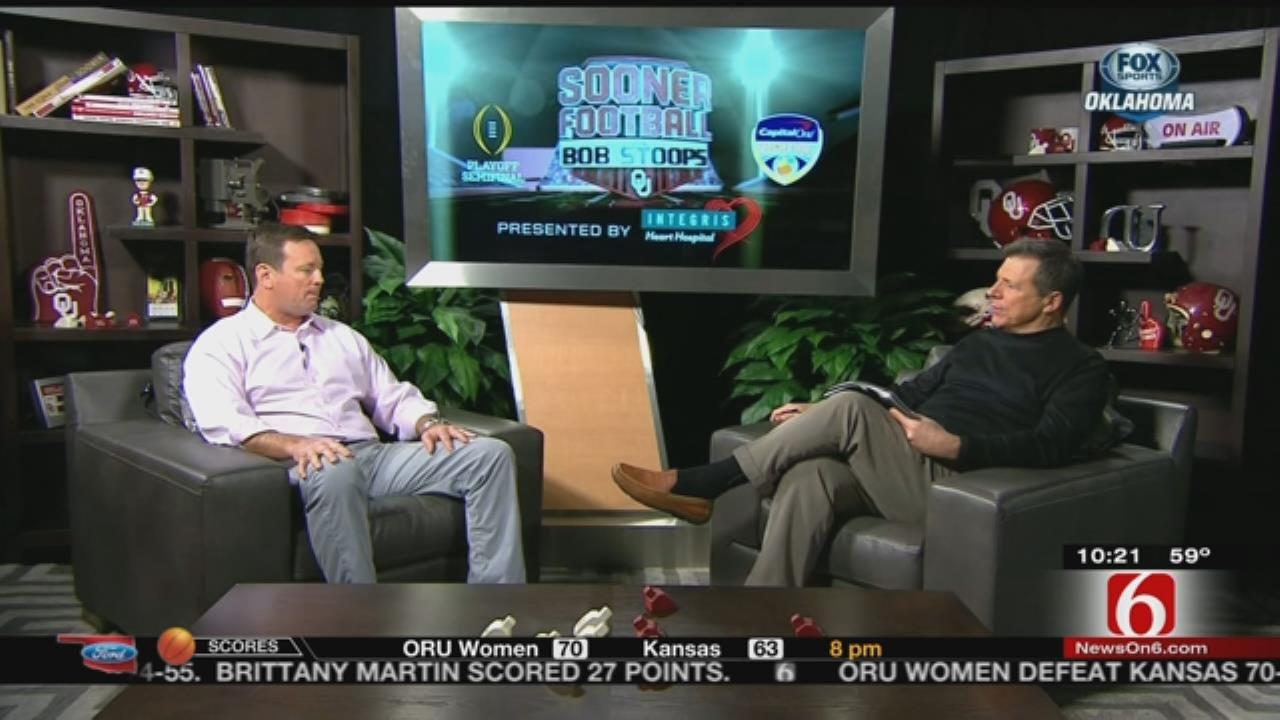 OU Football: Bob Stoops On Clemson's Offense