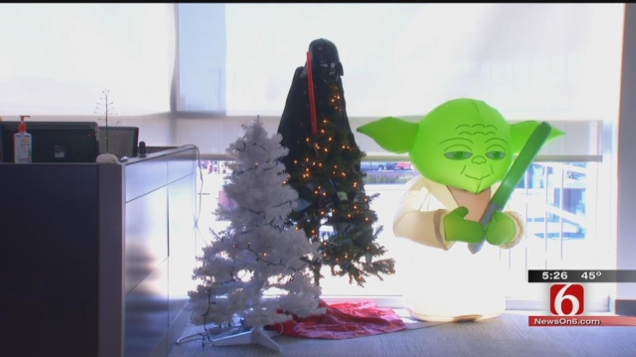 News On 6 Shows Christmas Spirit With Tree Decoration Contest