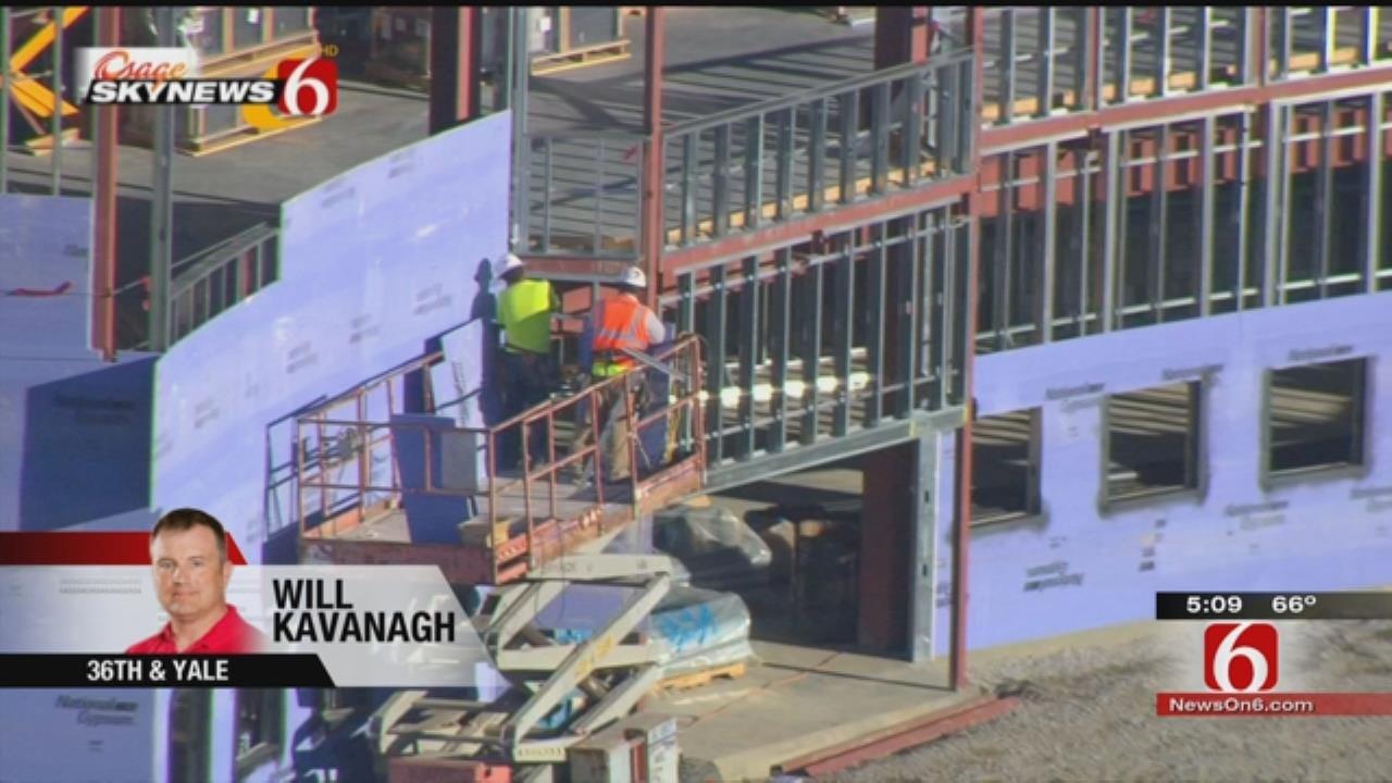 Tulsa's Little Light House School Seeks Help In Expanding
