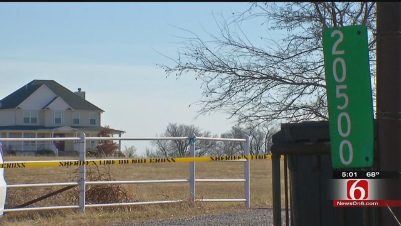 Craig County Prosecutor Shoots Burglar Inside Her Home, Police Say