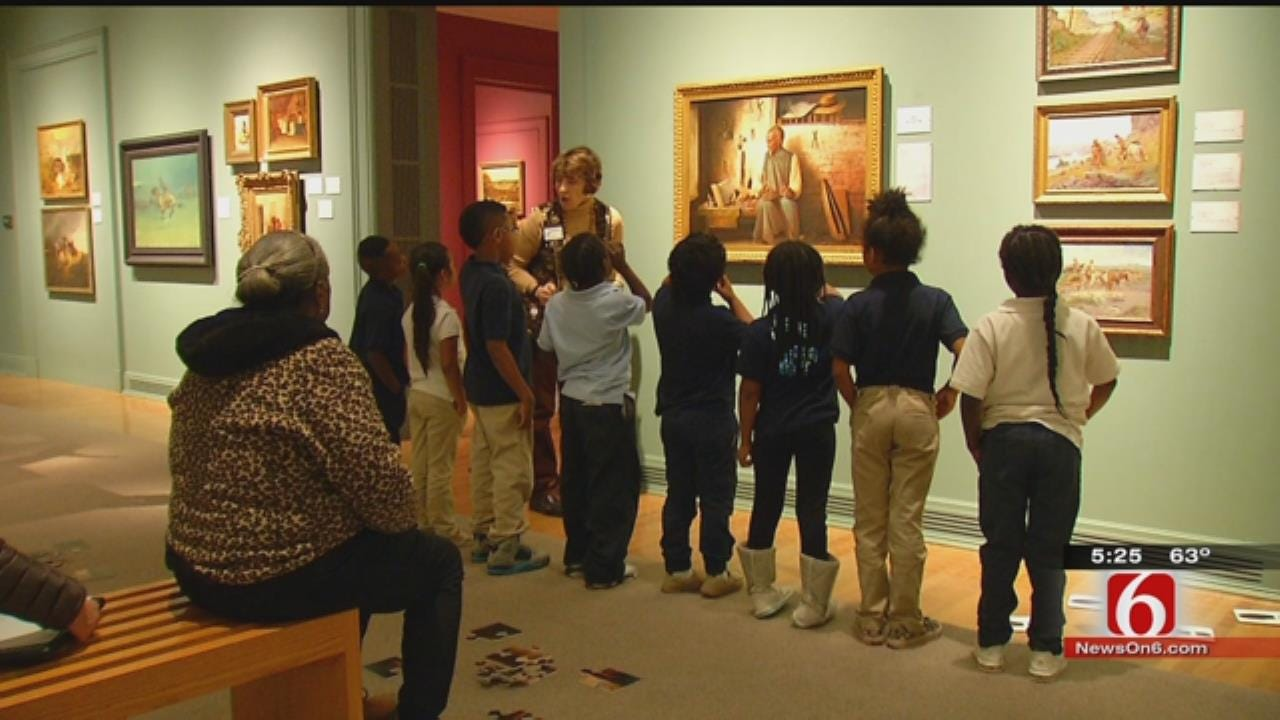 Any Given Child Program Gives Tulsa Students Unique Arts Experience