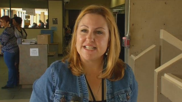 WEB EXTRA: Tulsa County DHS Director Stacey Chadwell Talks About Winter Heating Assistance
