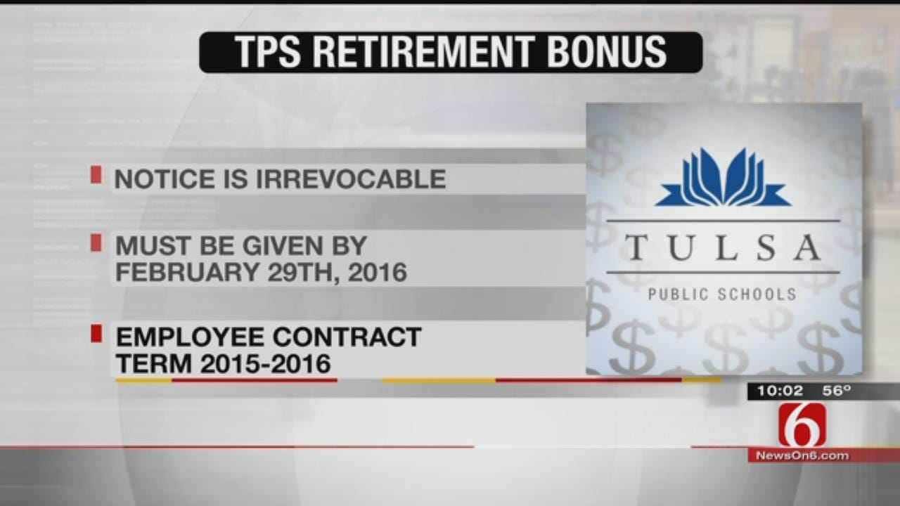 TPS Votes To Renew Incentive Program For Teachers Planning To Retire