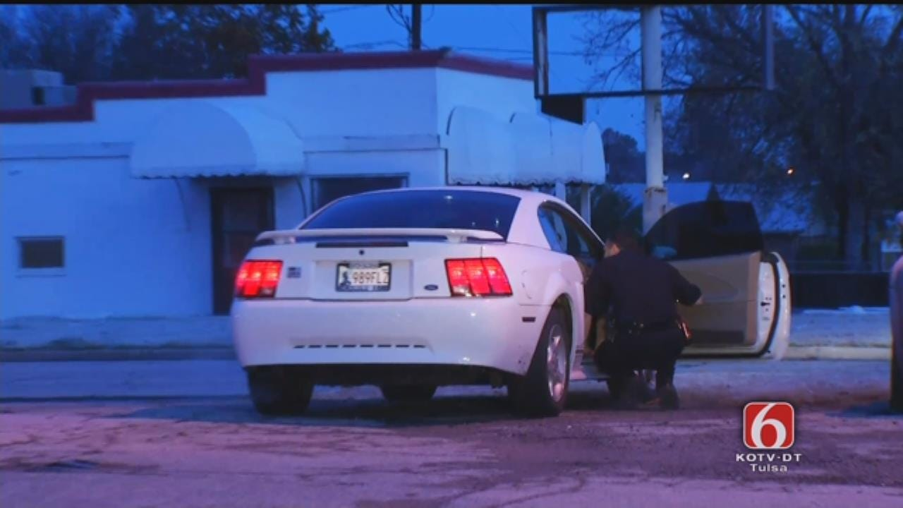 WEB EXTRA: Woman Finds Toddler Wandering Tulsa Street In Freezing Temps