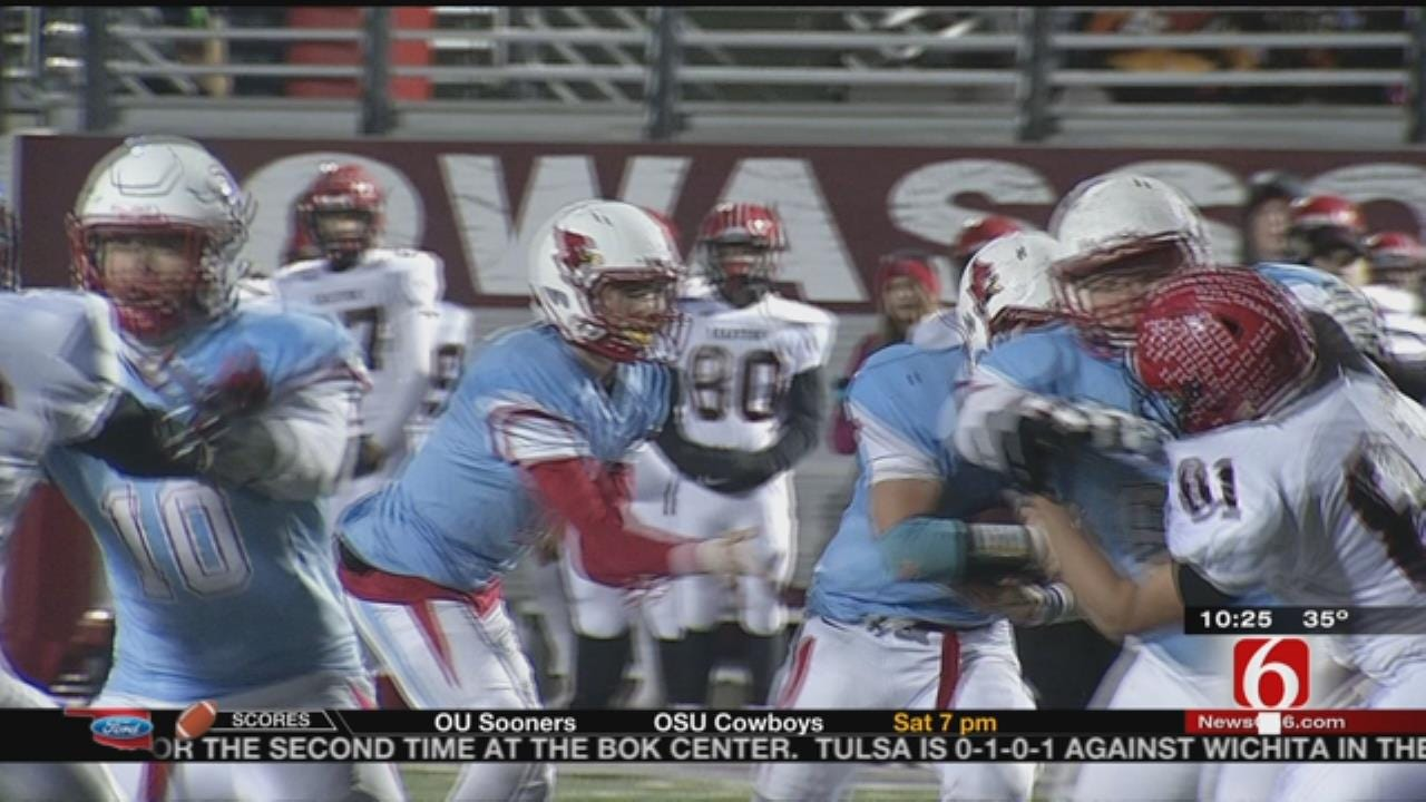 Collinsville Advances To 5A Championship Play After 23-3 Win Over Skiatook