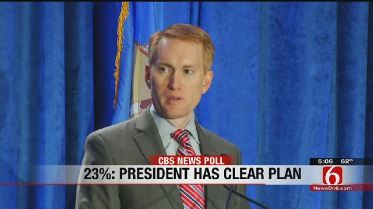 Oklahoma Senator Lankford Says Military Action May Be Needed Against ISIS