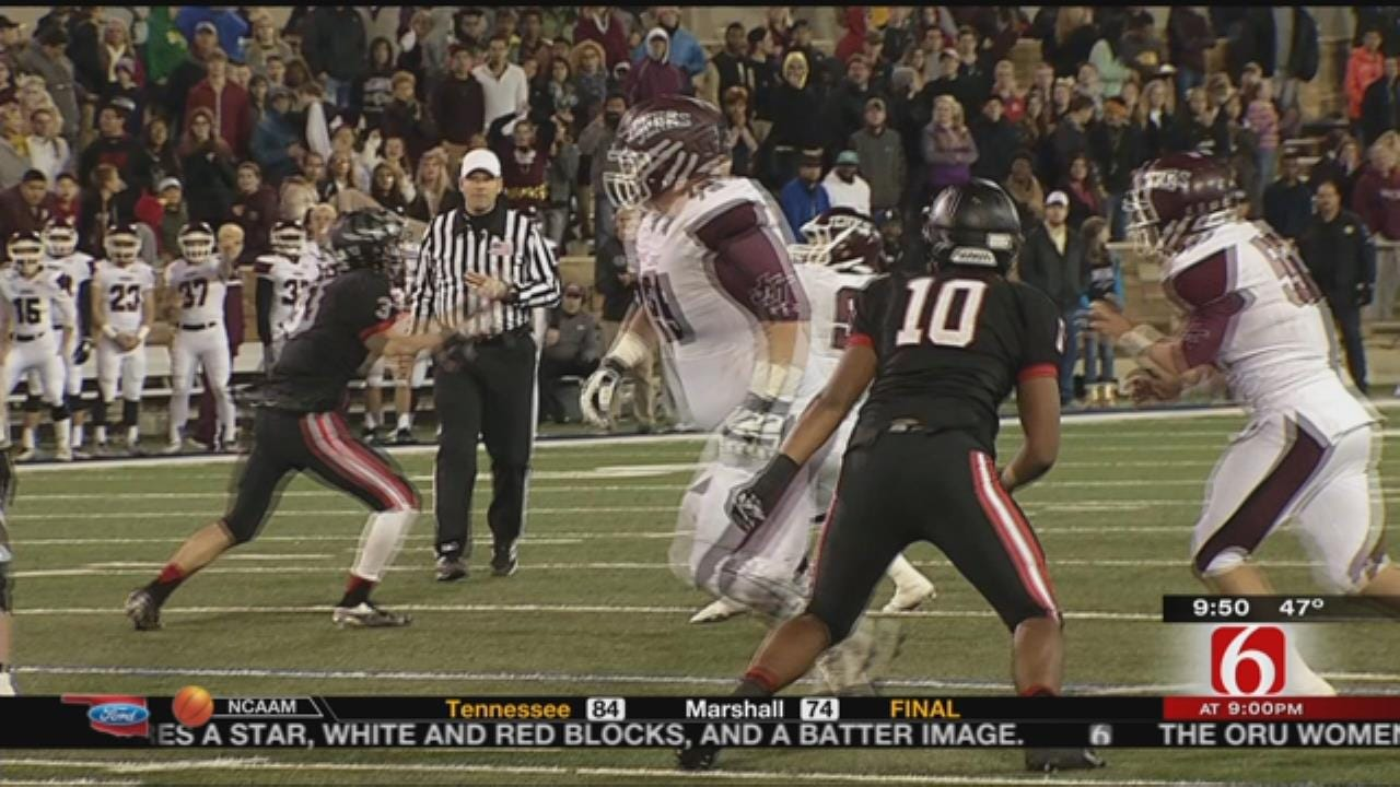 High School Football Playoff Preview: Jenks vs. Union
