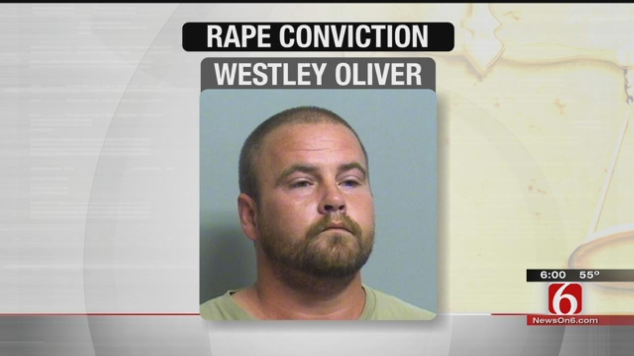 Sand Springs Rapist Sentenced To 40 Years