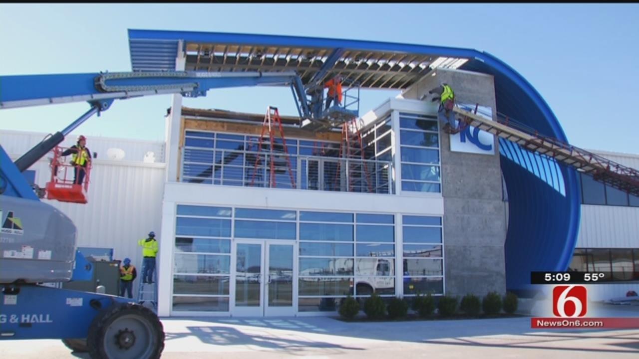 TCC's Aviation Science Program Moving Into Jones Riverside Airport