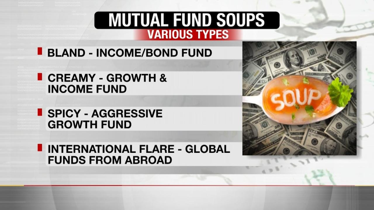 Tulsa Financial Advisor Explains The Different Types Of Mutual Funds
