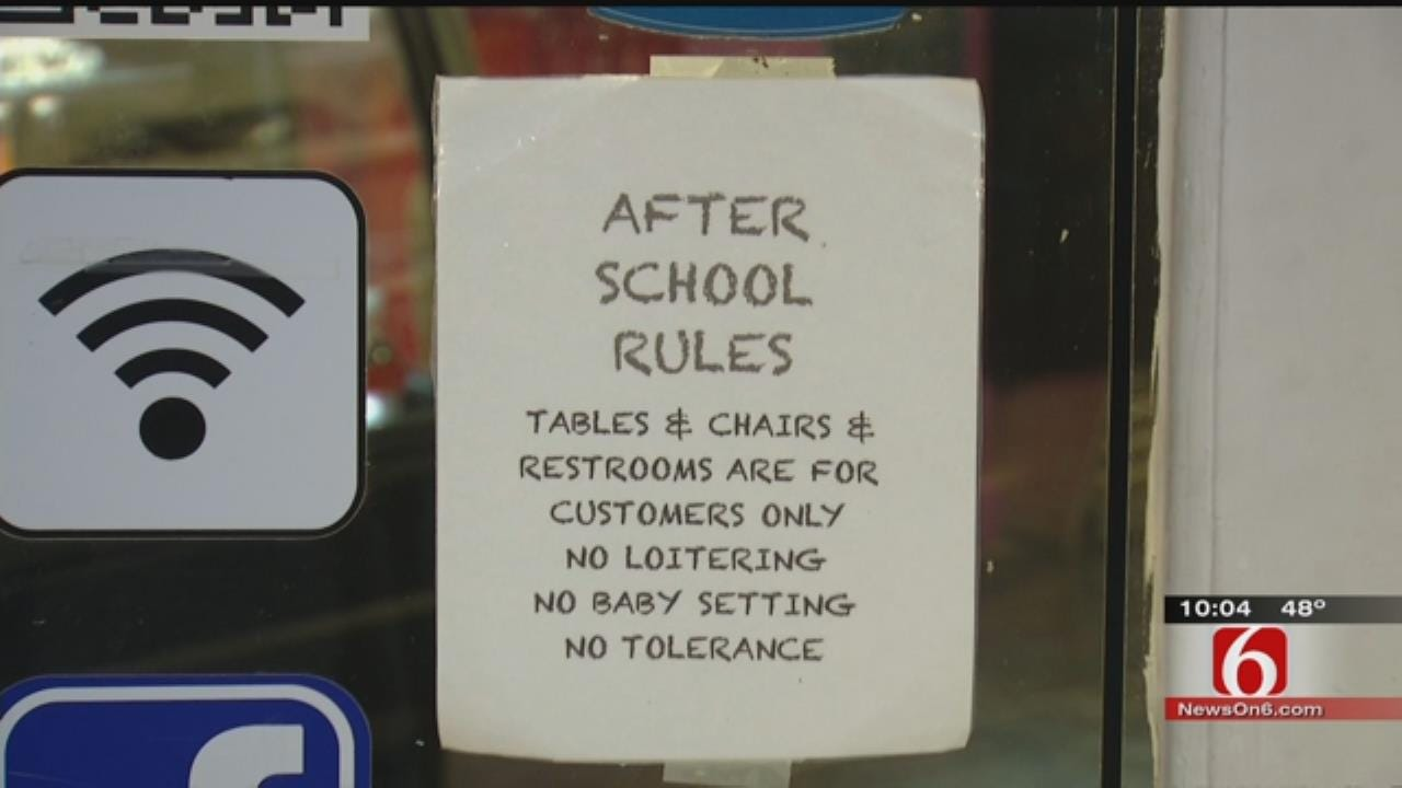 Collinsville Businesses Say Kids' After School Fun Becoming A Nuisance