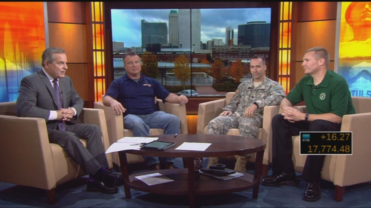 Tulsa's 4th Annual Army Aviation 5K Is This Weekend
