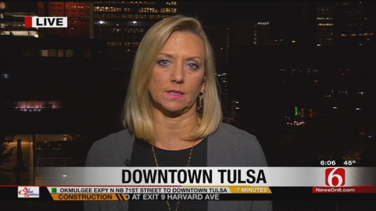 Editor-In-Chief Of 'The Frontier' Talks About Their Investigation Of Governor Fallin Concerning Tulsa Doctor