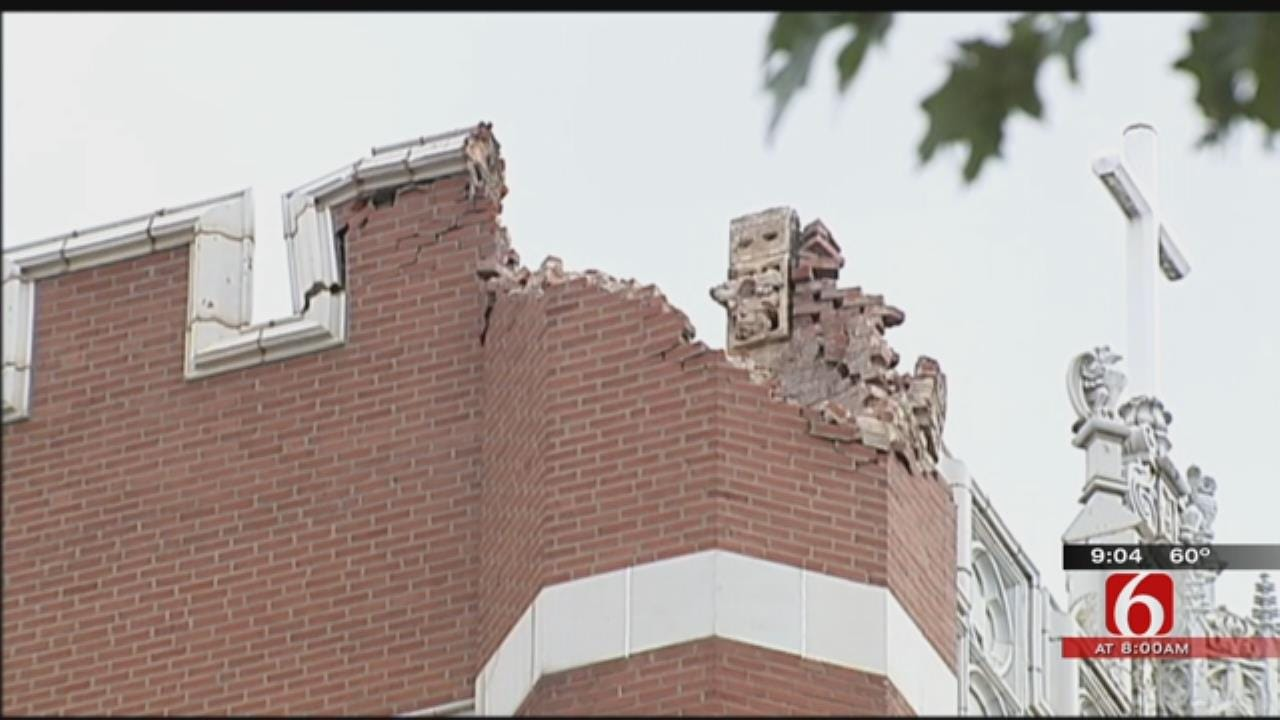 Attorney: Lawsuits Could Be Option For Oklahoma Quake Victims