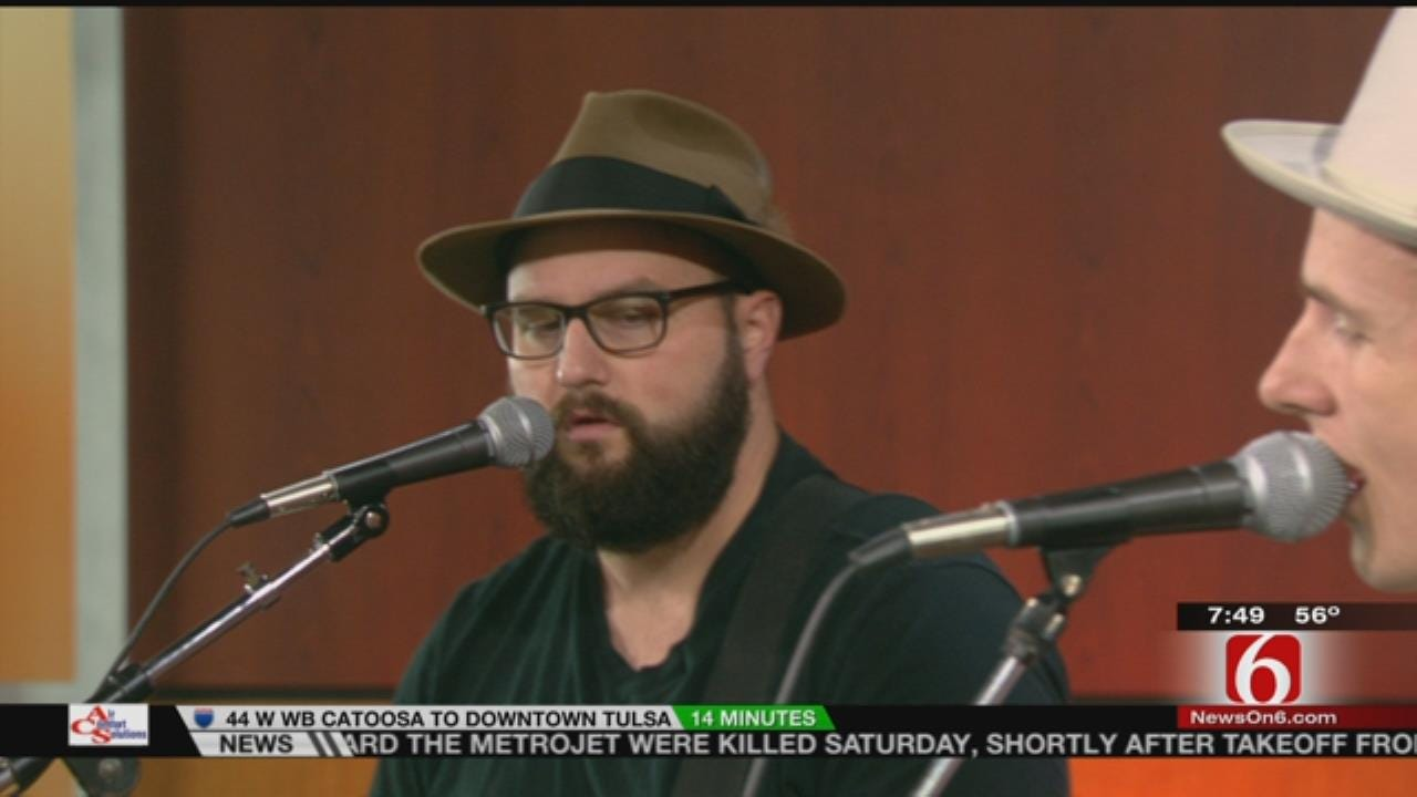 Christian Group 'Stars Go Dim' Performs On 6 In The Morning