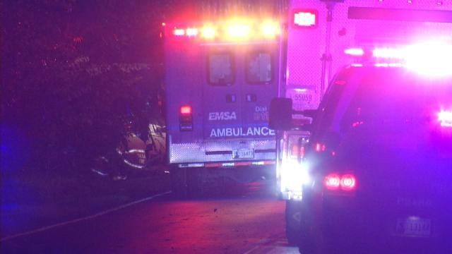 WEB EXTRA: Teen Injured In Tulsa Rollover Wreck