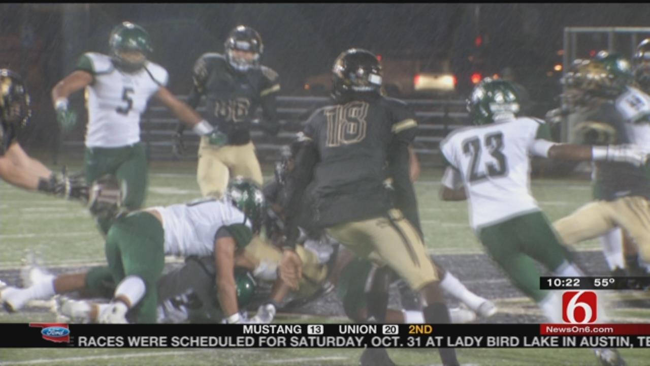 Broken Arrow Gets Comeback Win Over Edmond Santa Fe