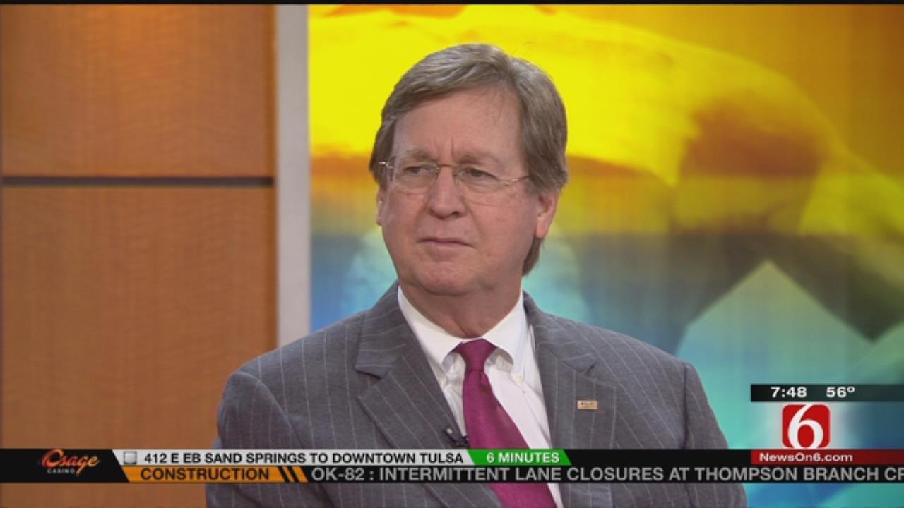 Tulsa Mayor Dewey Bartlett On 6 In The Morning, Talks And The City's Budget