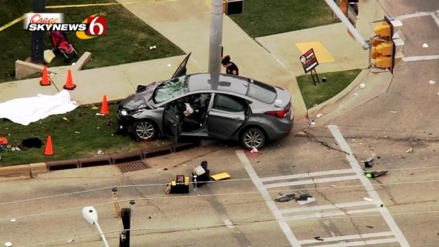 Black Box In Stillwater Crash Suspect's Car To Provide Evidence
