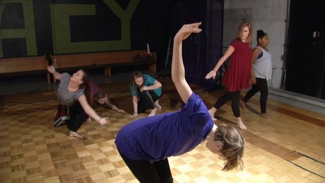 Tulsa Dancers Move Across Floor With Faith-Based Message