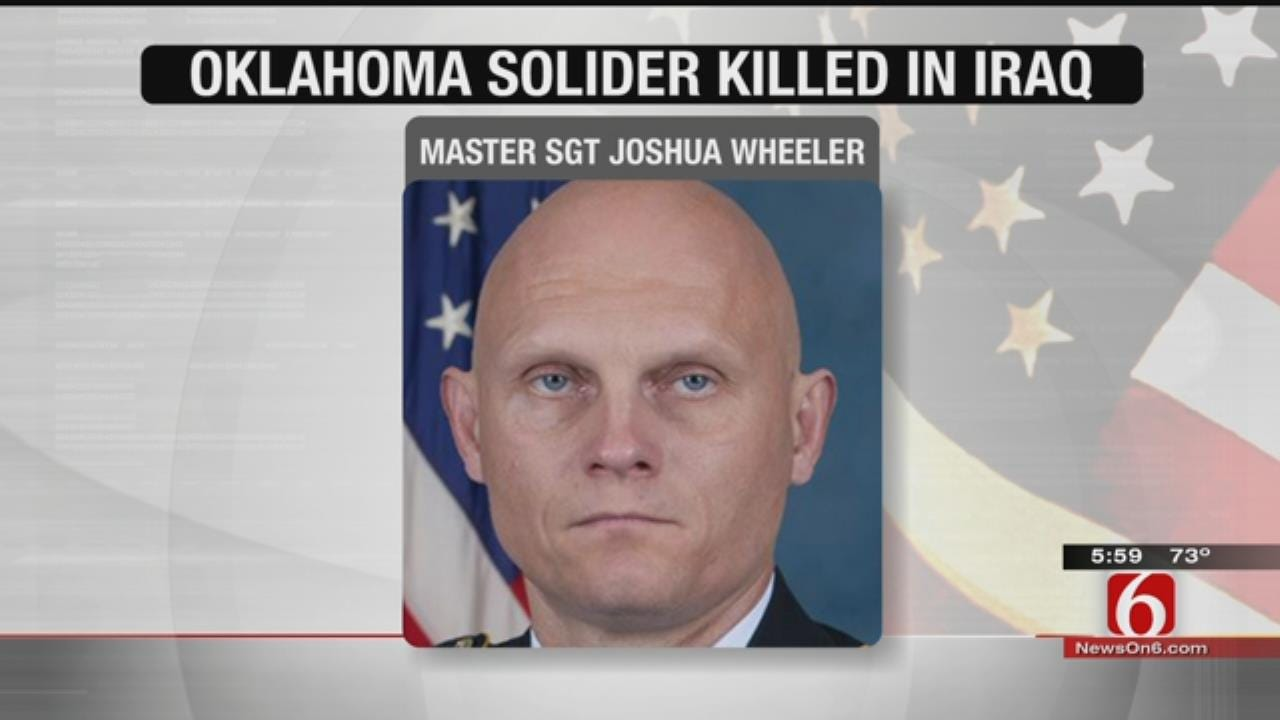 Muldrow Residents Remember Soldier Killed Fighting ISIS
