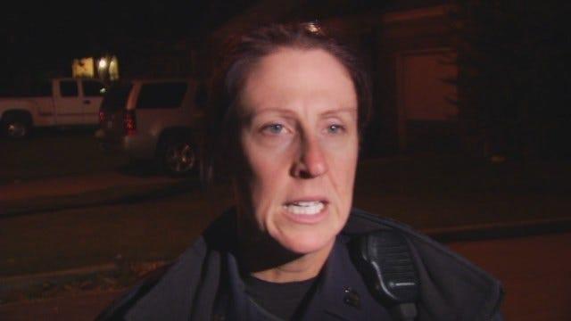 WEB EXTRA: Tulsa Police Captain Laurel Ledbetter Talks About Fatal Shooting