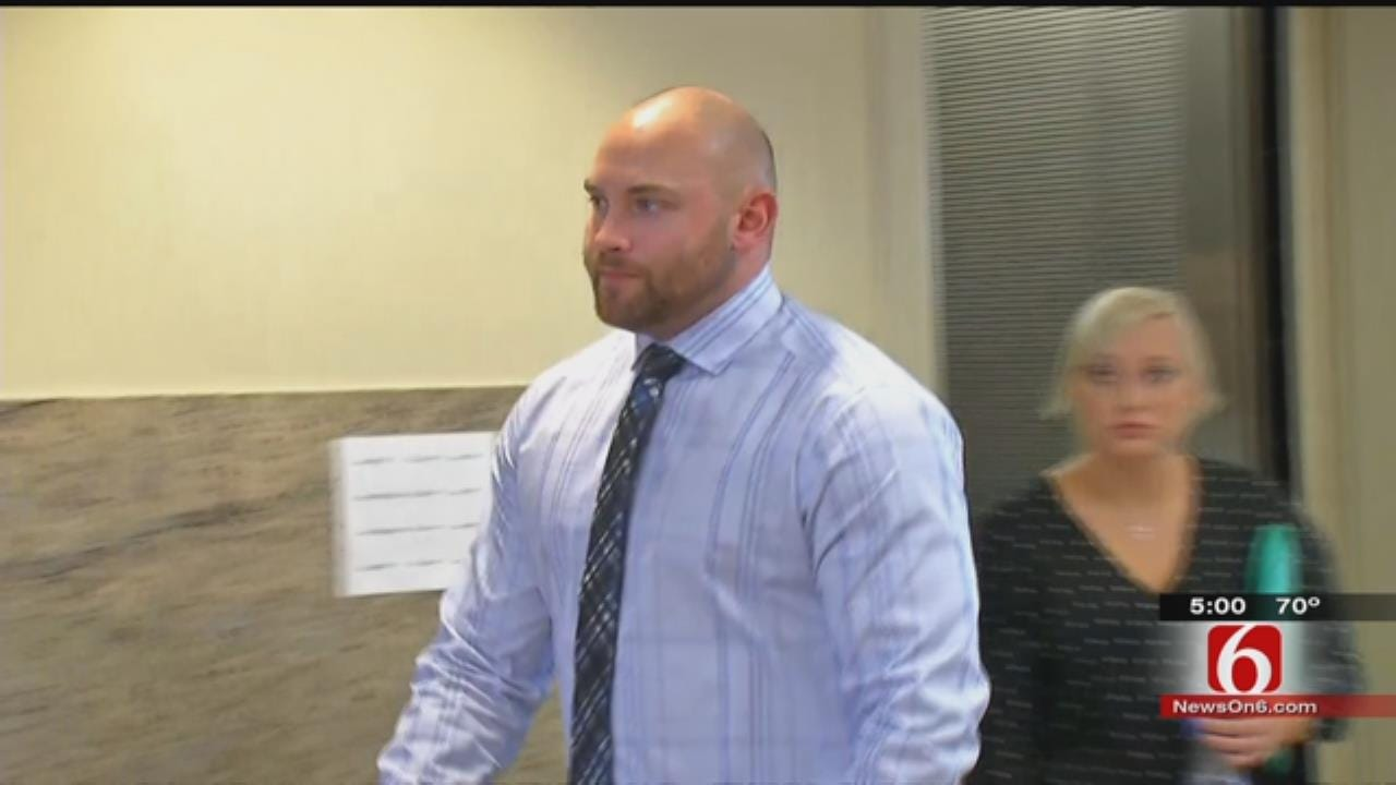 Ex-Tulsa County Deputy Found Guilty Of Sexual Battery While In Uniform