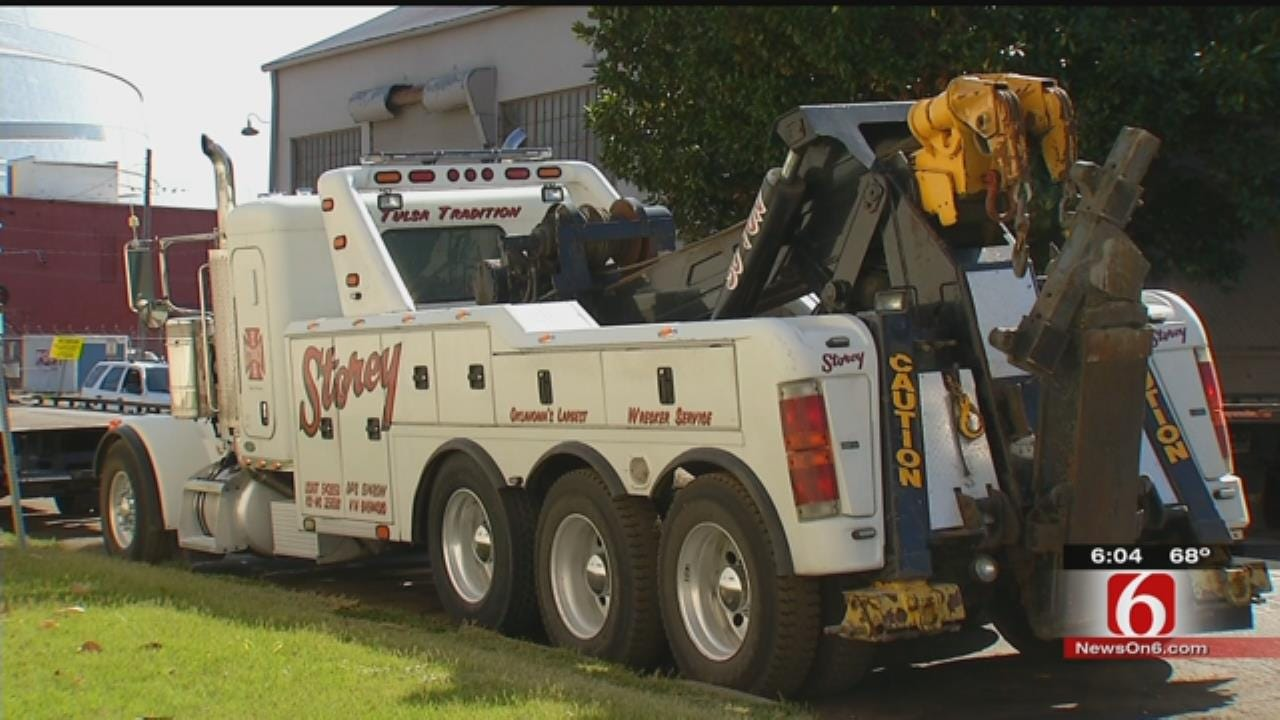 Judge Says New Towing Company Can Take Over Towing For City Of Tulsa