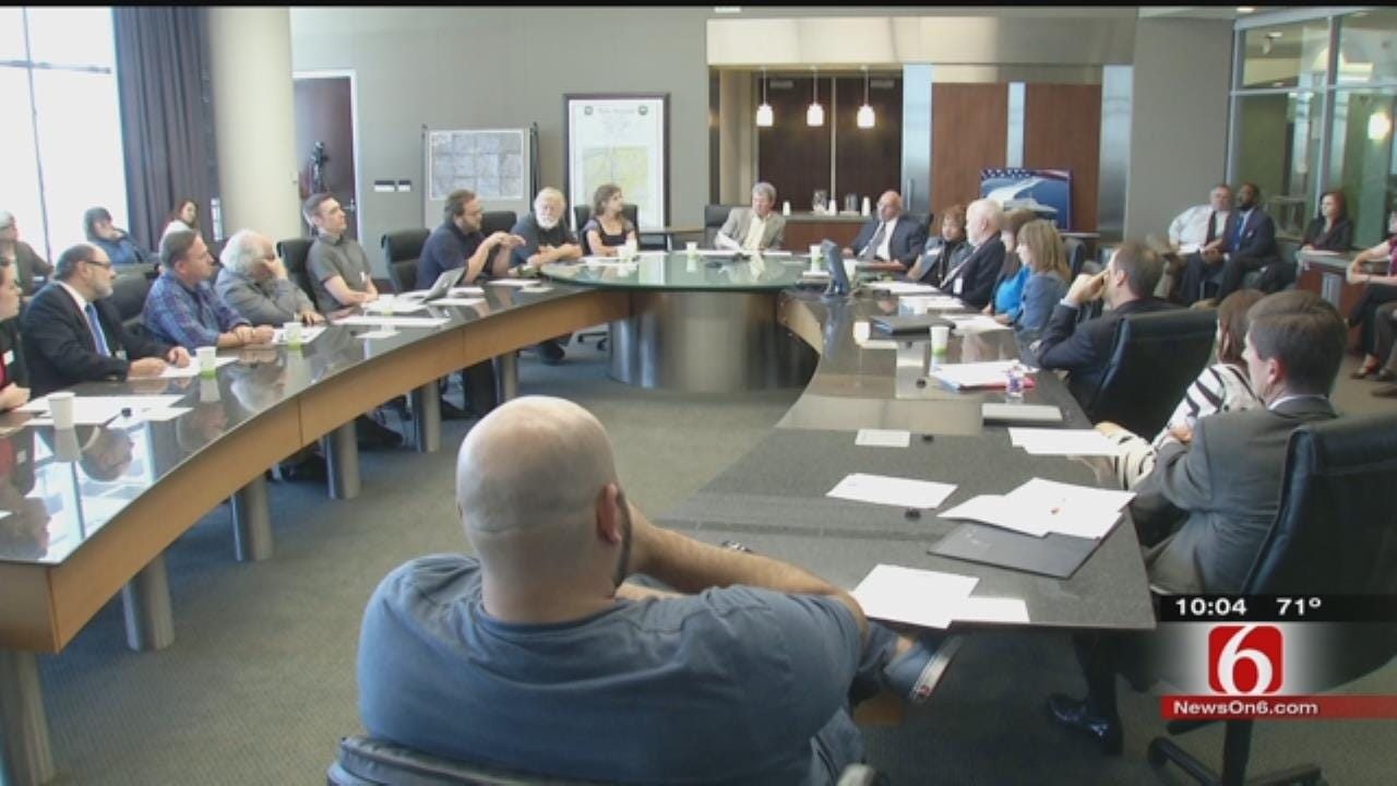 Downtown Tulsa Developers Have Heated Discussion Over Zoning Code