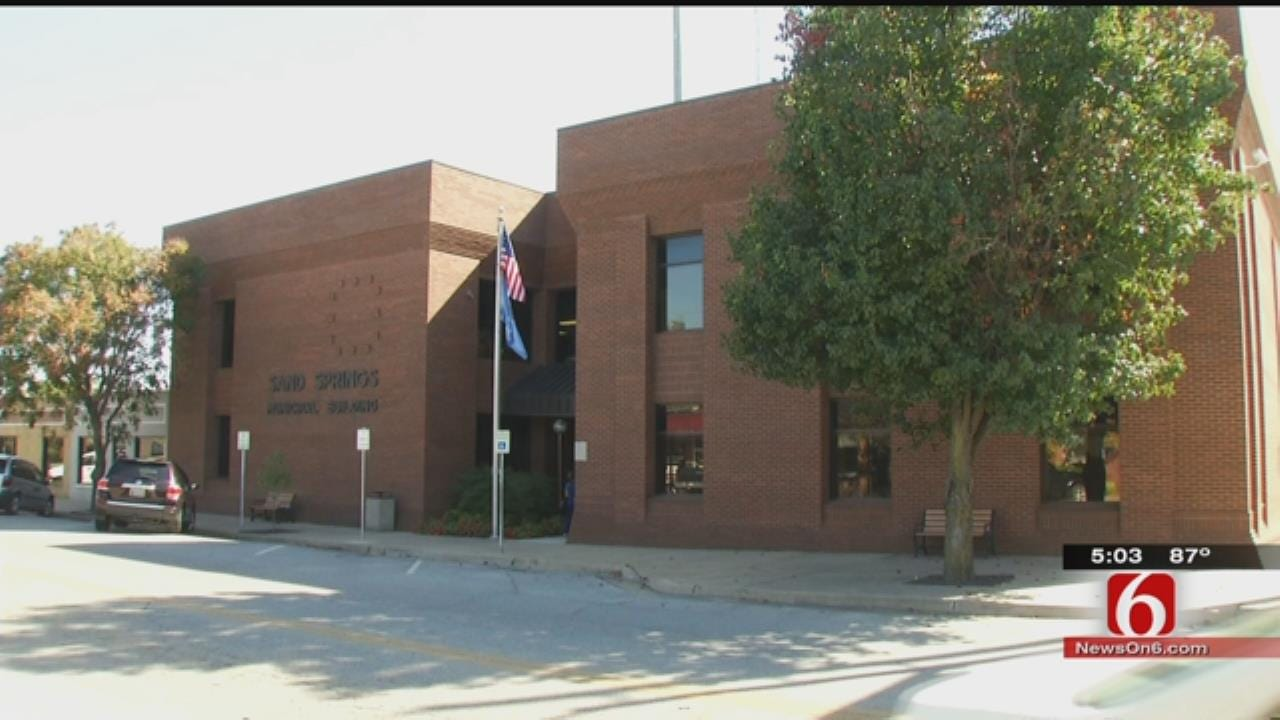 Voters Approve Plan To Improve Sand Springs Police, Fire Buildings