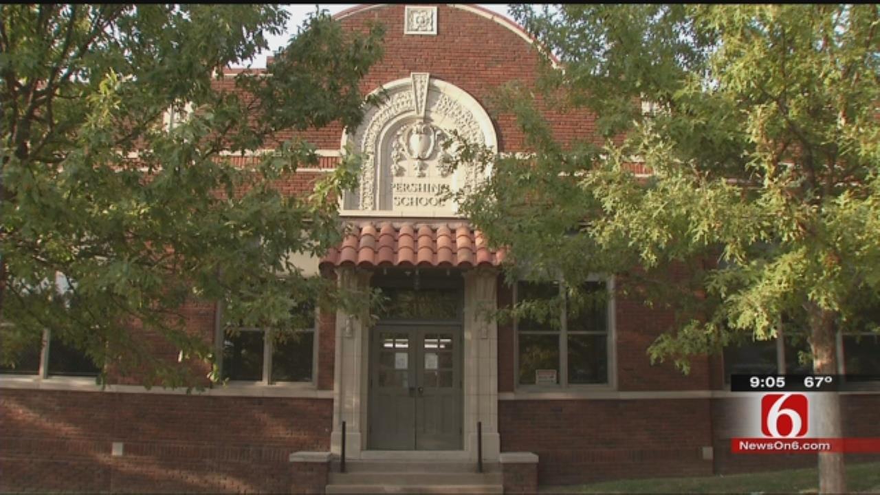 Couple Repurposes Historic School For Tulsa Apartments